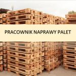 Pracownik-Naprawy-palet