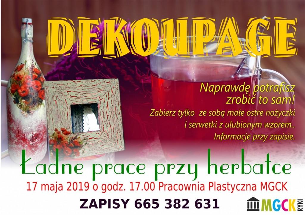 przy_herbacie_decoupage