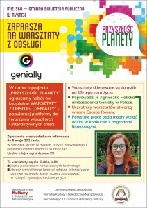 plakat_genially